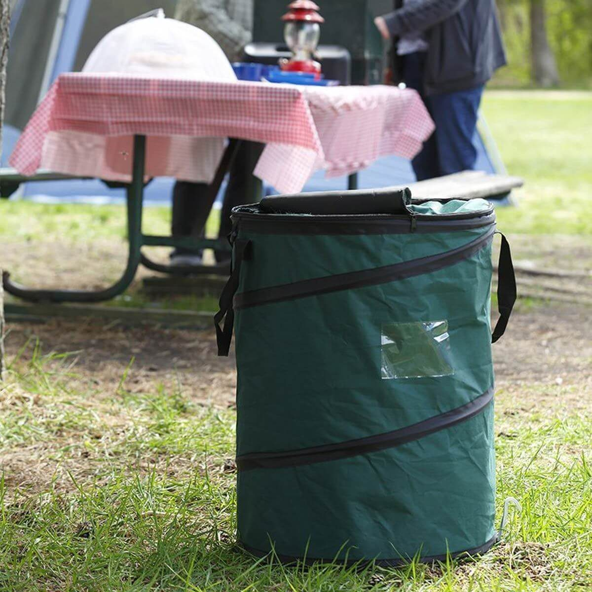 Camping Collapsable Trash Can