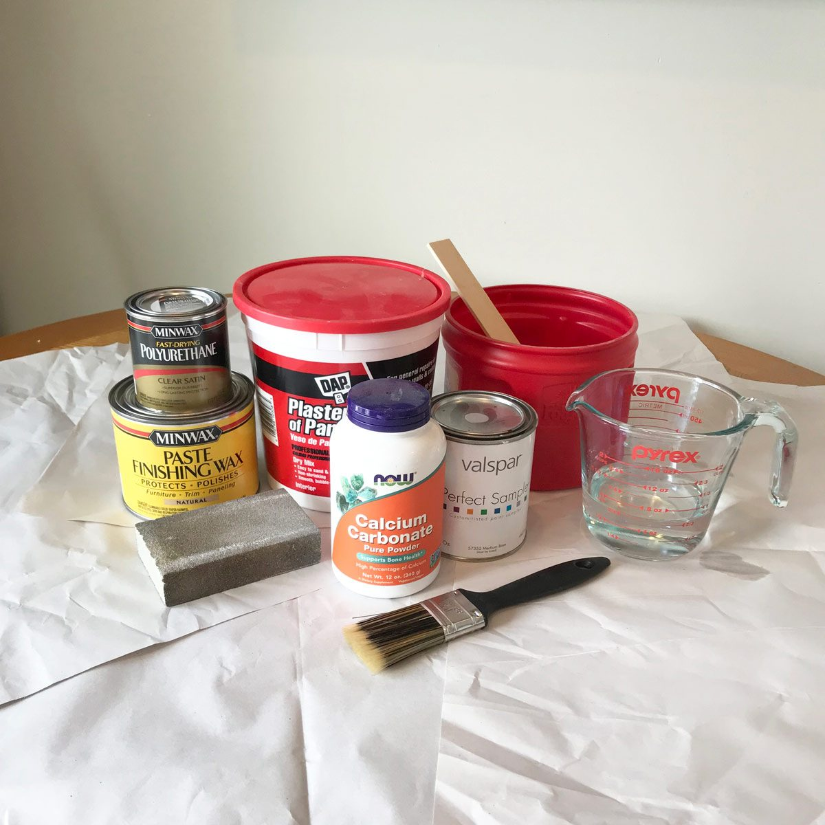 custom chalk paint supplies