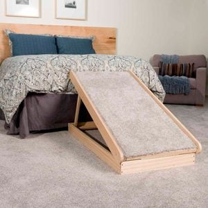 Saturday Morning Workshop: How To Build A Collapsible Dog Ramp
