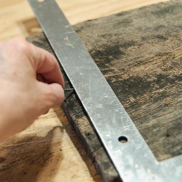 marking barnwood