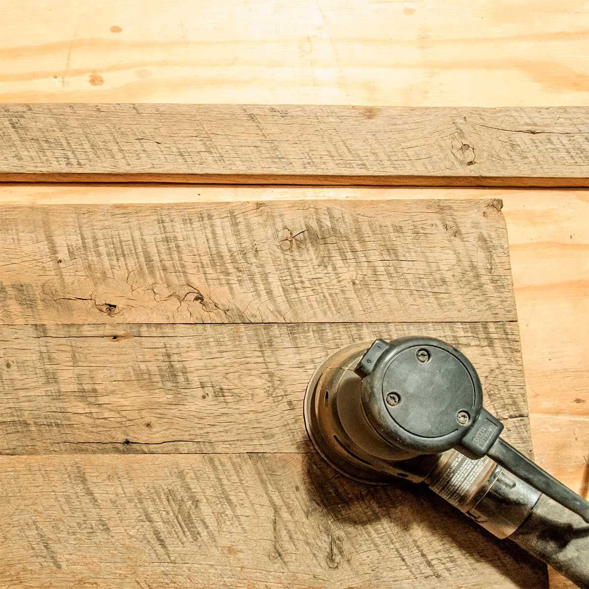 sand barnwood