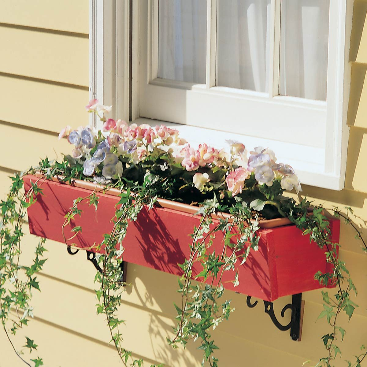How To Make A Window Box That Is Rot