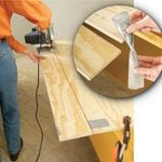 Second Hand for Plywood Cutting