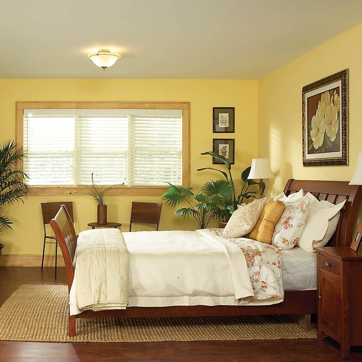 before remodel dated how to build a tray ceiling bedroom