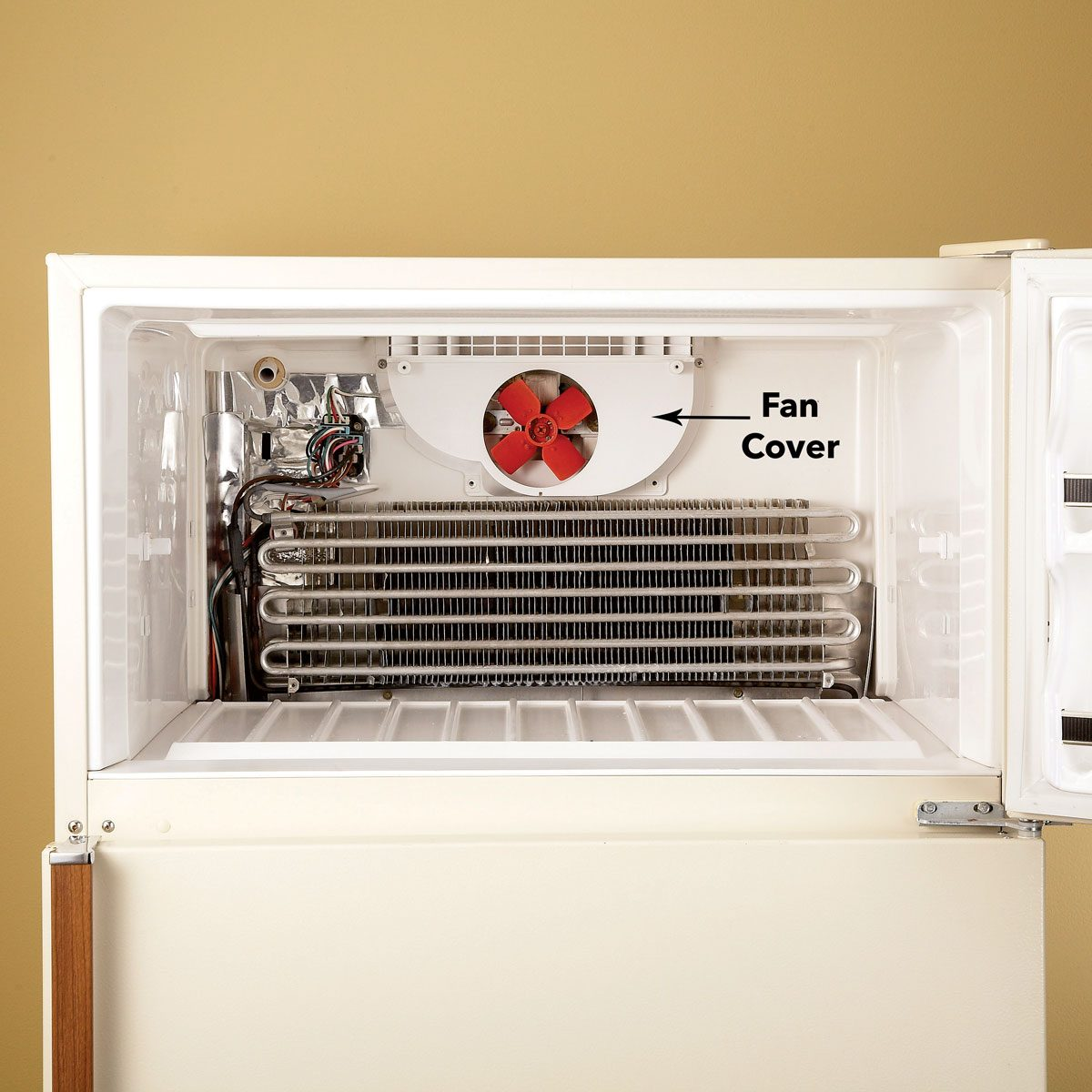 Refrigerator Not Cooling: Fix Refrigerator Problems | The