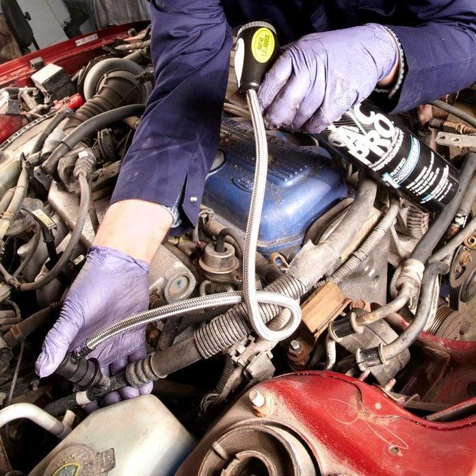 Air Conditioner Repairs Car