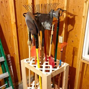 Garden/Garage Tool Caddy