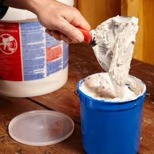 Why You Should Freeze Your Leftover Drywall Compound