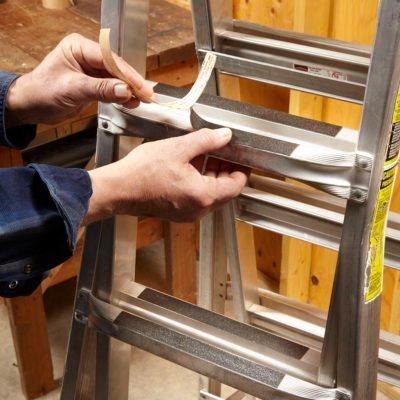 nonslip ladder