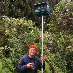 High-Rise Bird Feeder