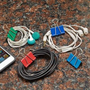 Perfect Clips for Small Electrical Cords