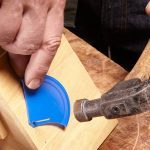 A Nail Holder That Will Save Your Fingers