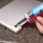 DIY Laptop Base Repair