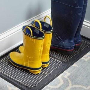 Boot-Drying Rack