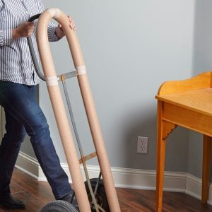 Handcart Hack for Moving Furniture Without Damage