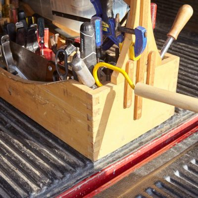 Handy Cargo Hook for Your Truck Bed