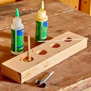 A Clever Way to Reuse Wood Scraps