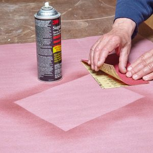 nonslip sandpaper