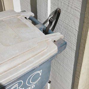 Windproof Trash Bin