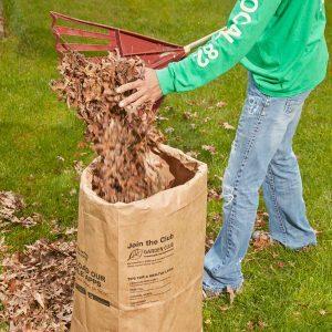 Leaf Bag Stiffener