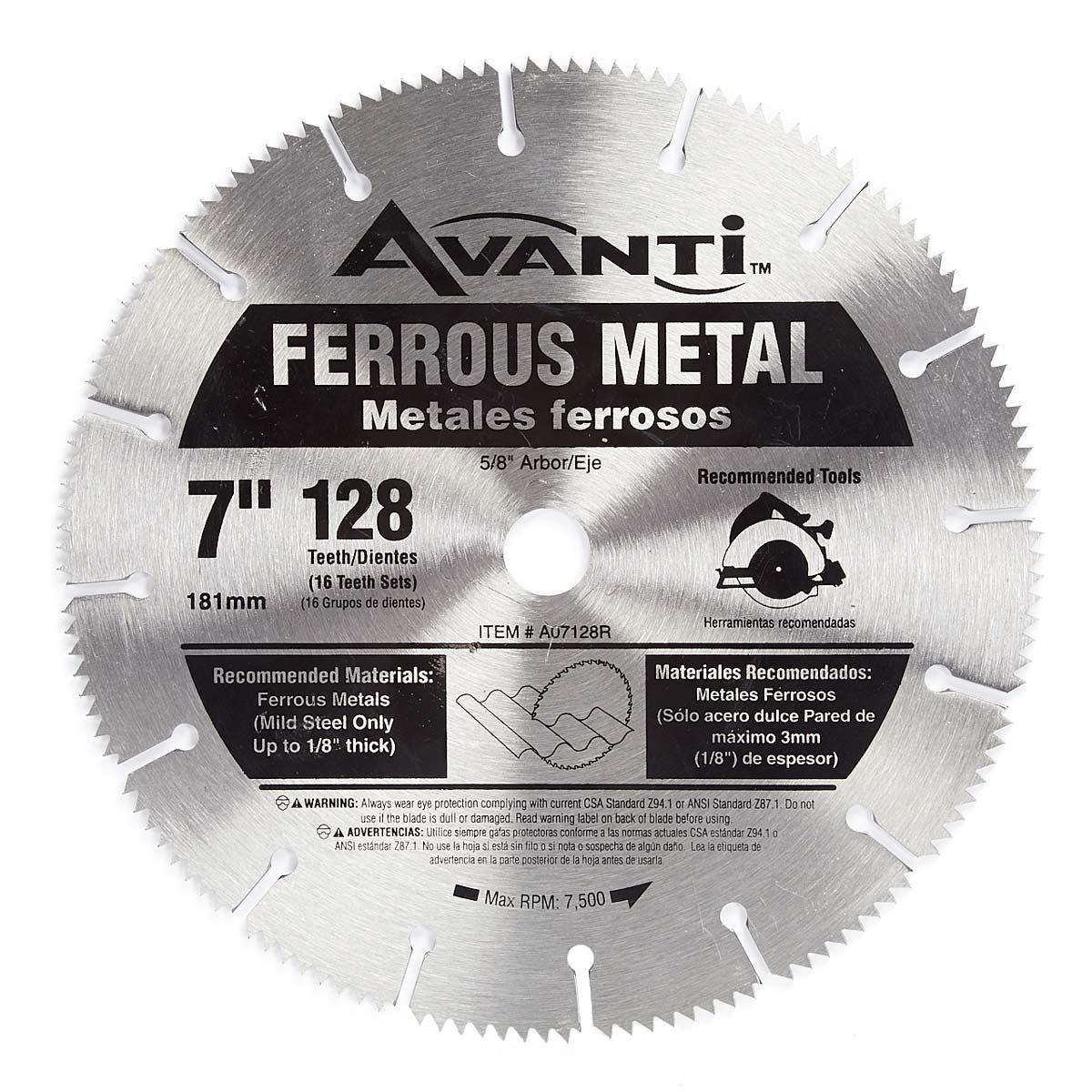 резка металла, безопасно пильный диск