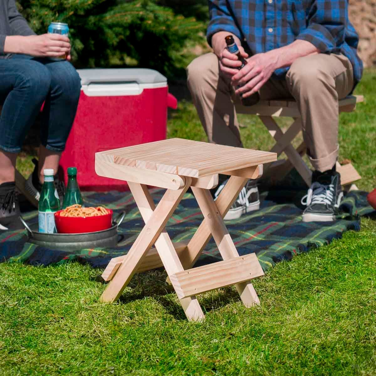 24 Outdoor Woodworking Projects To Do This Fall