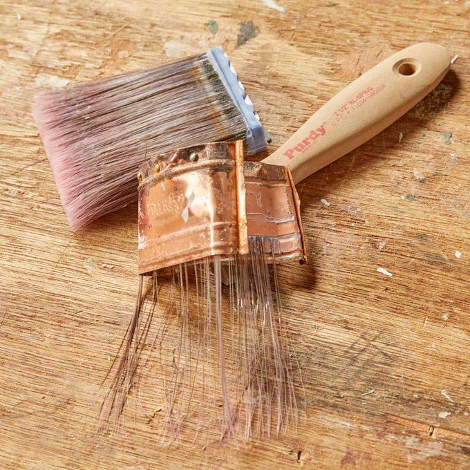 HH paint brush push stick