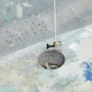 HH sink screw magnet string retriever
