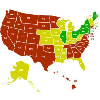Rent, or Buy? What's Cheaper For Every State