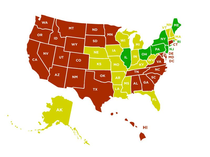 Rent Or Buy What S Cheaper For Every State The Family