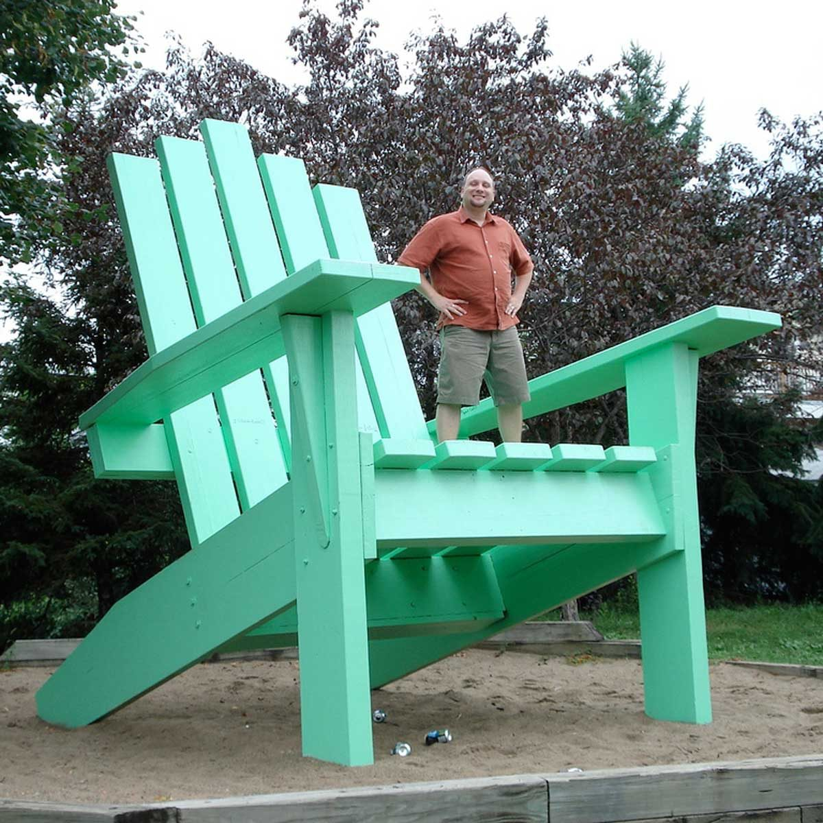 15 Adirondack Chairs You Have To See To Believe The Family Handyman