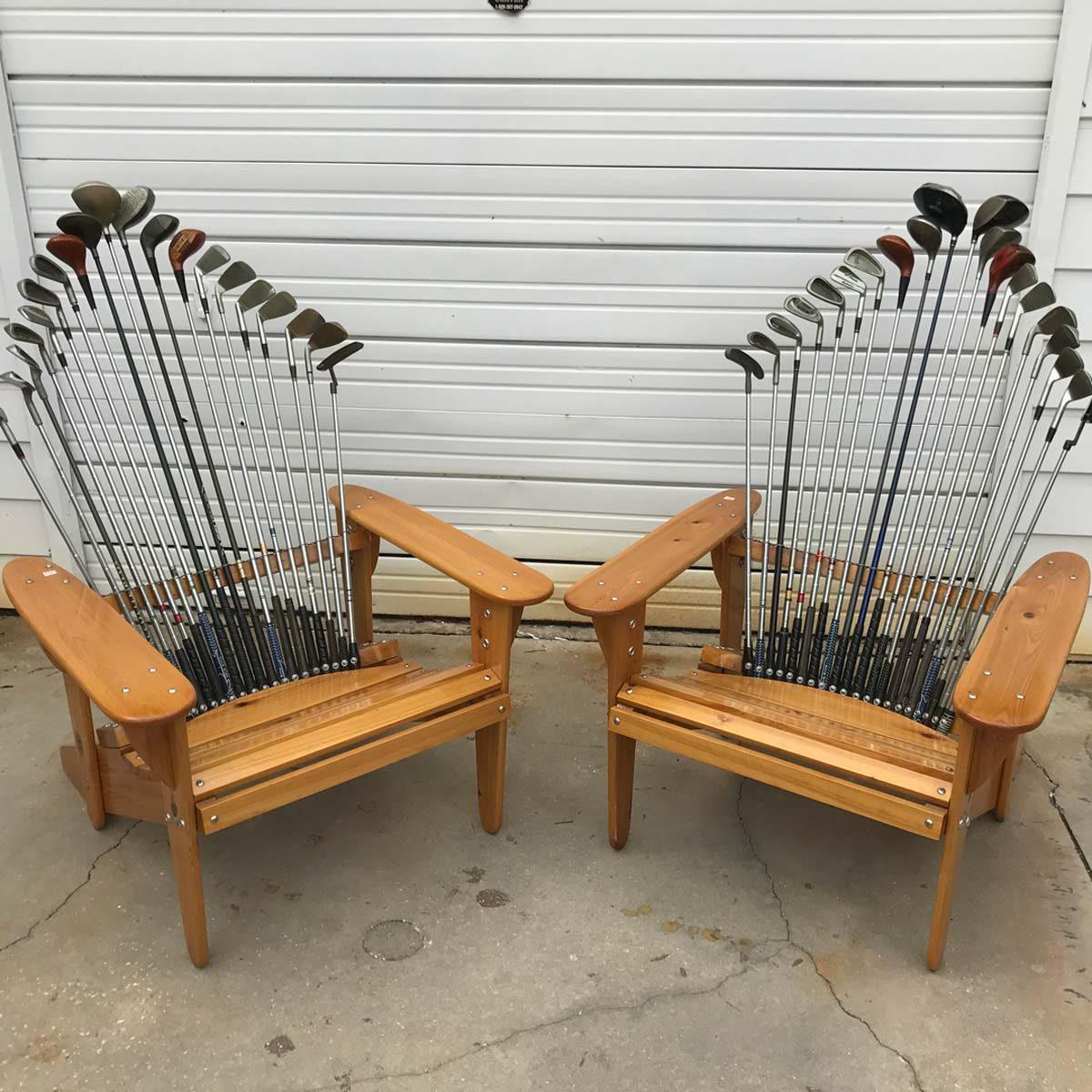 Wonderful Golf Club Chair