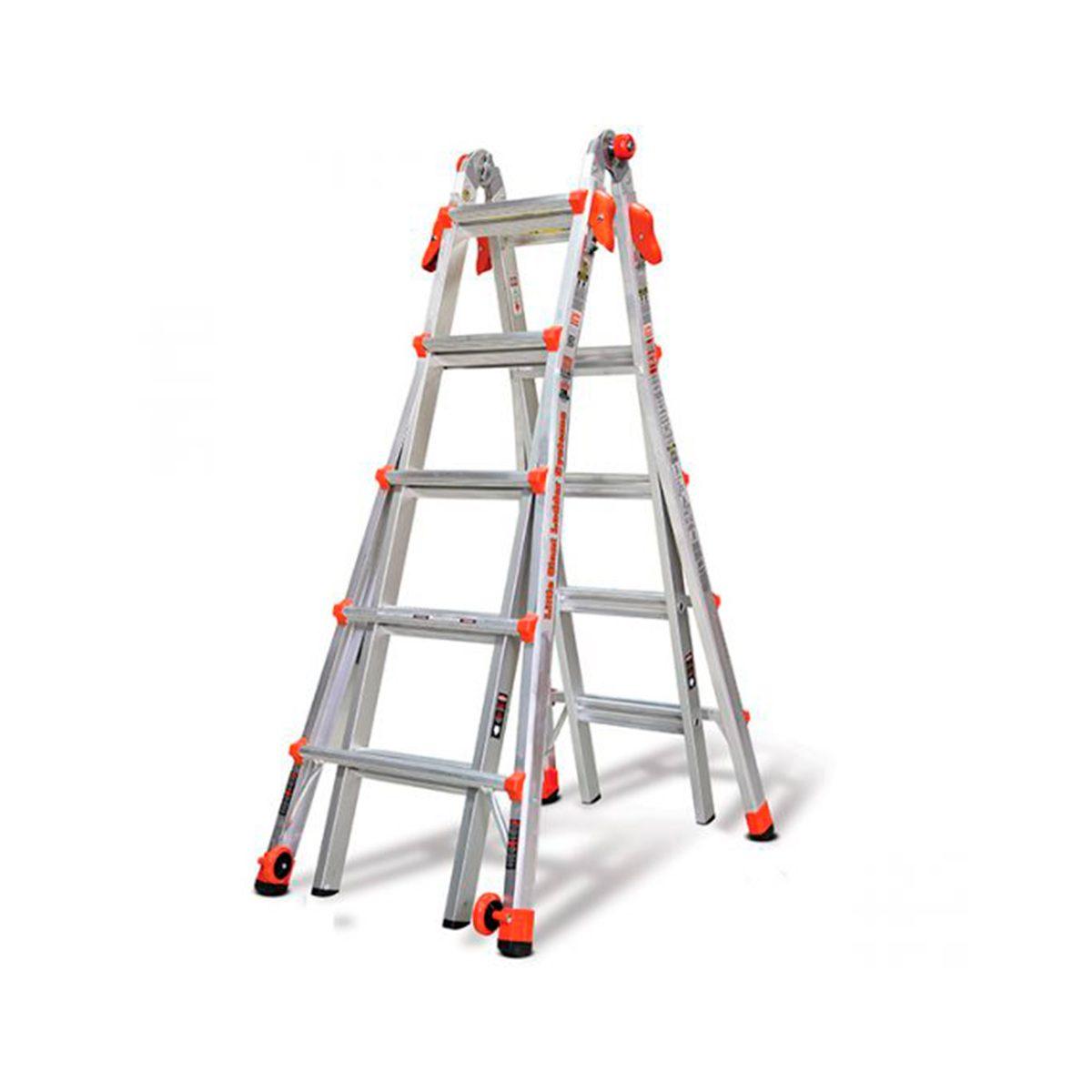 Stuff We Love Little Giant Lt 22 Ladder The Family Handyman