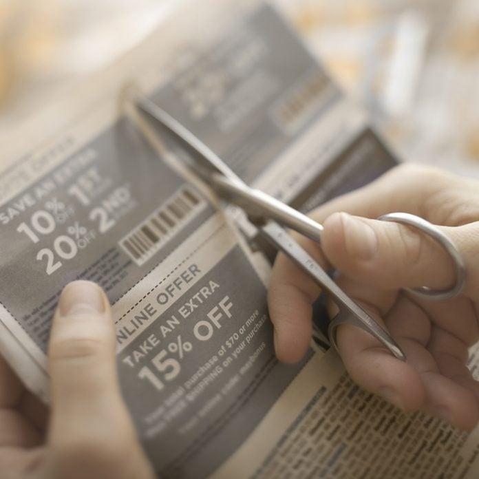 Cutting Coupon