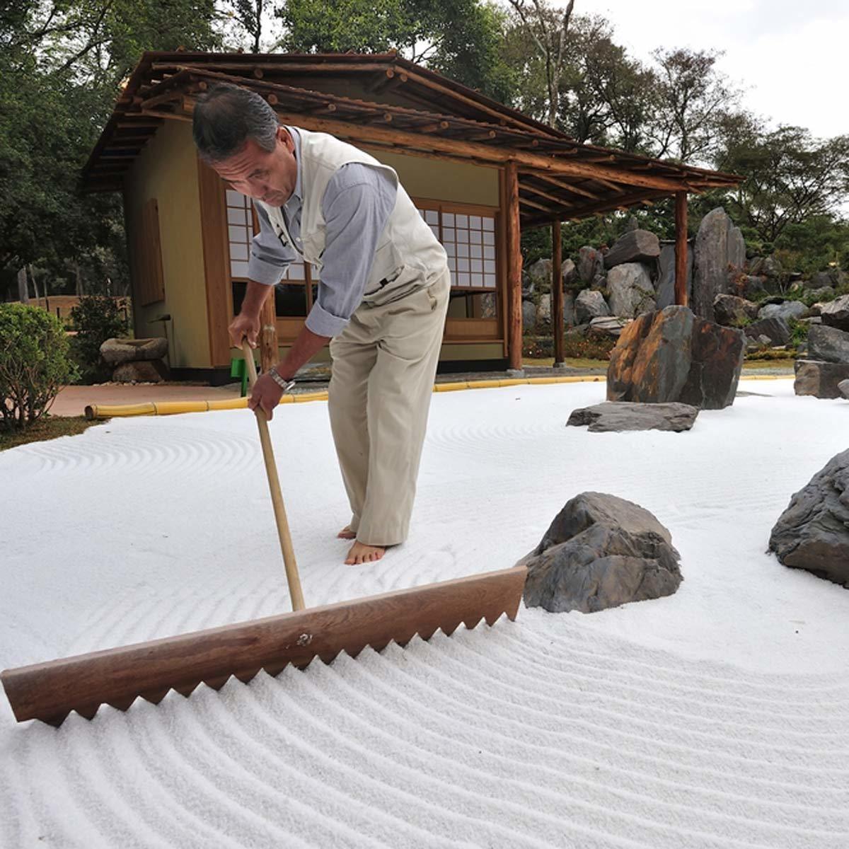 life size zen garden sandbox