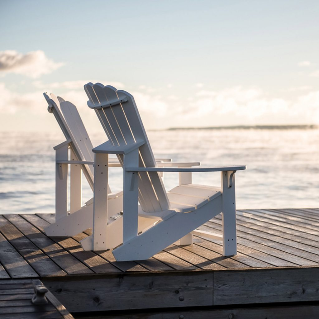 adirondack chairs sunset double adirondack chair plans