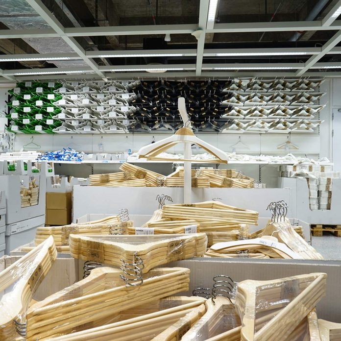 IKEA Hangers organization shopping