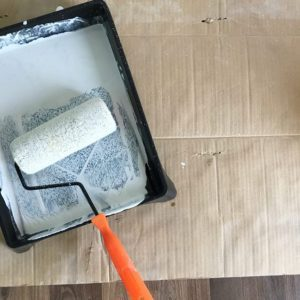 You Need to Do This Before Using a New Paint Roller Cover