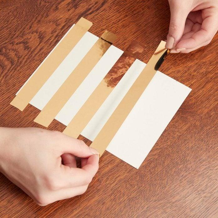 DIY-artwork-placing-tape