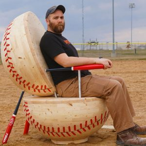 Flip Out Over These 10 Awesome Sports-Themed Chairs