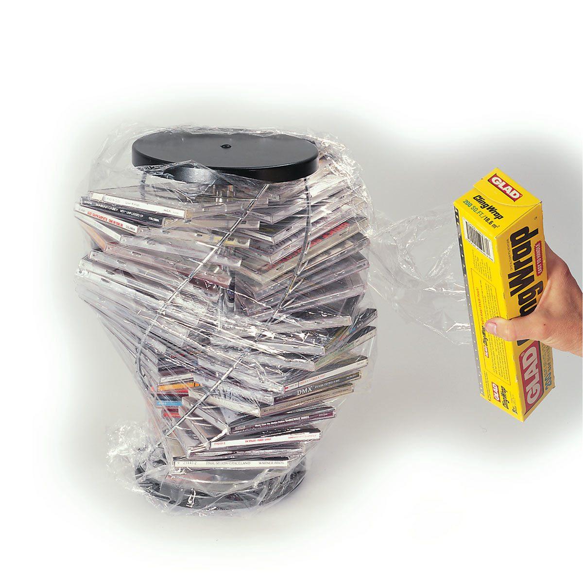 CD Racks Are Great