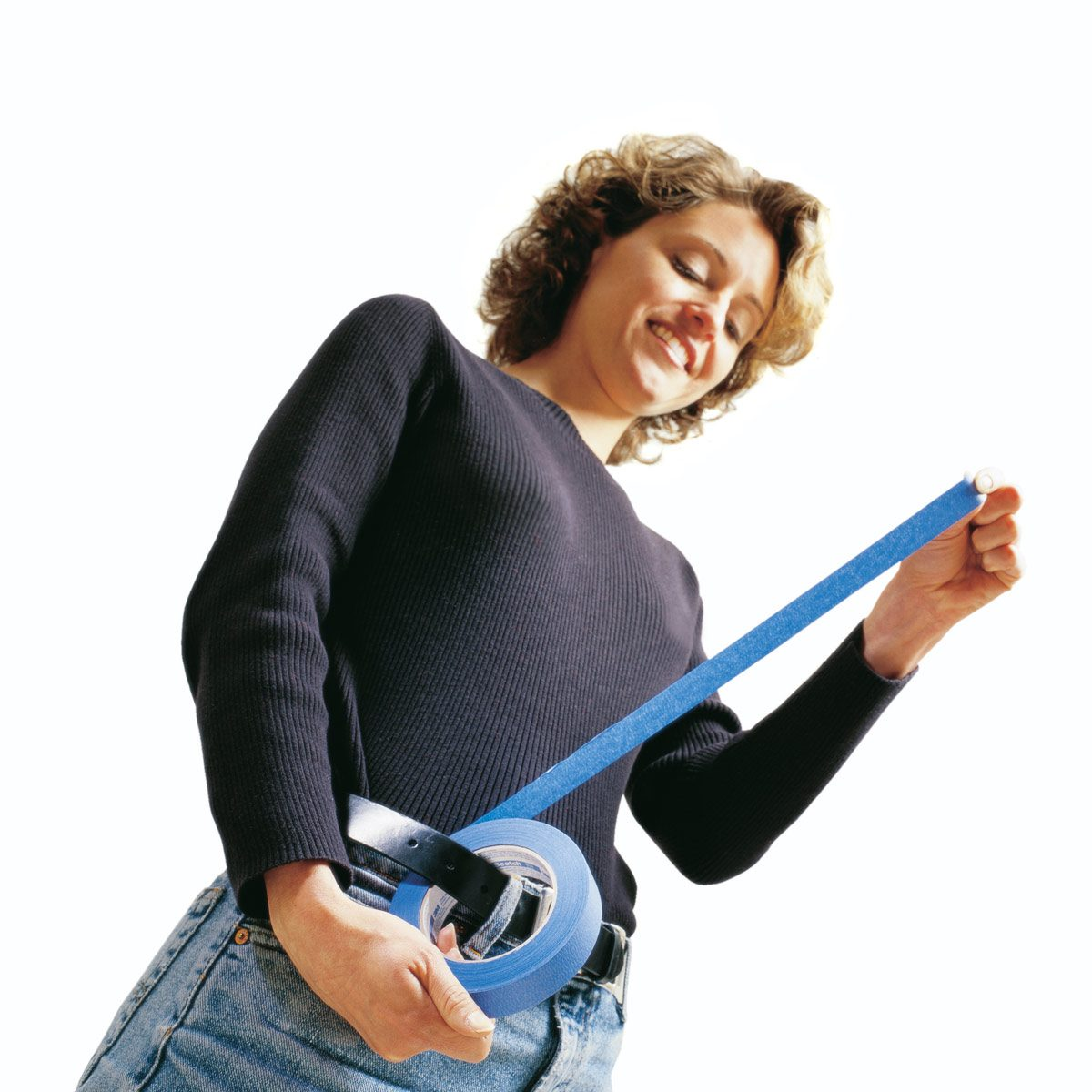 Belt Mounted Tape Dispenser The Family Handyman
