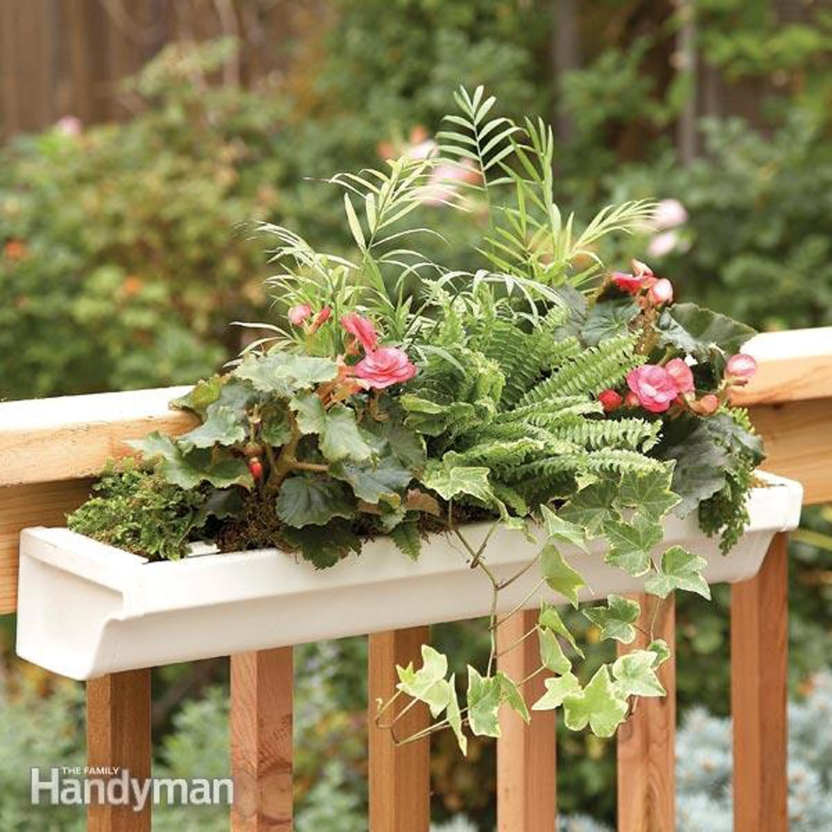 These Simple Planter Boxes Are Easy To Build The Family Handyman
