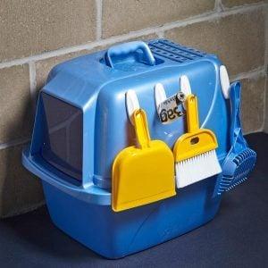 Souped-Up Litter Box