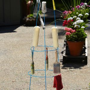 Painting Tool Drying Cage