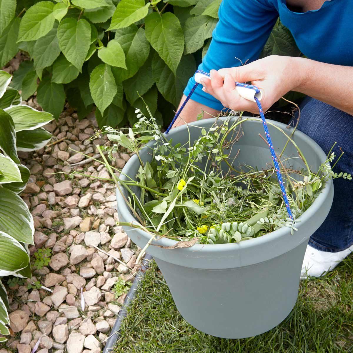 HH gardening weeding