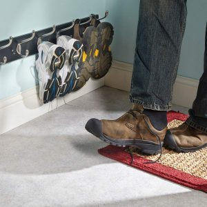 Shoe Wrangling Solution