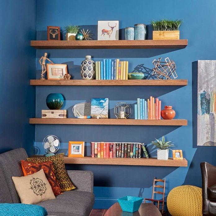 Floating Shelves Lead