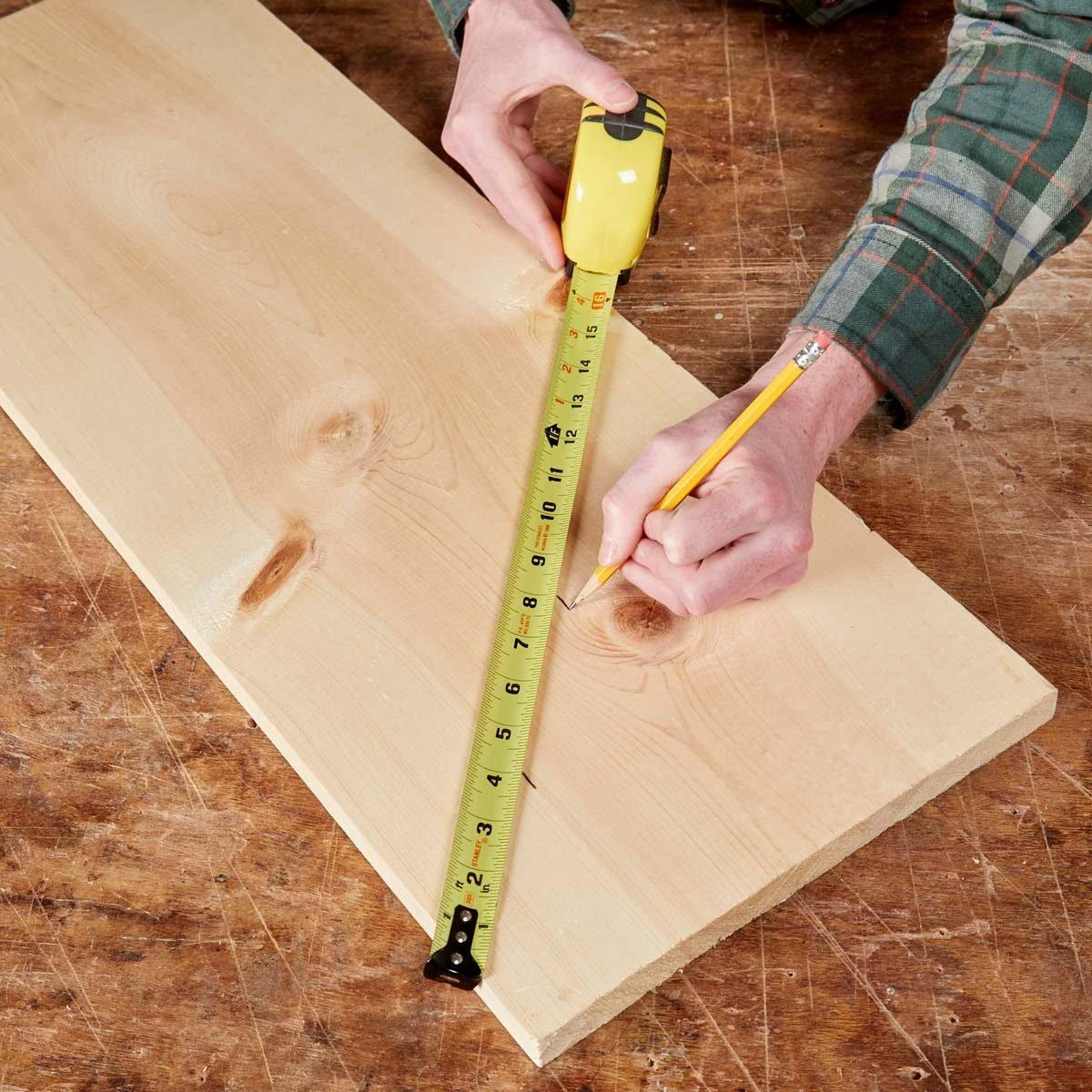 odd width measuring