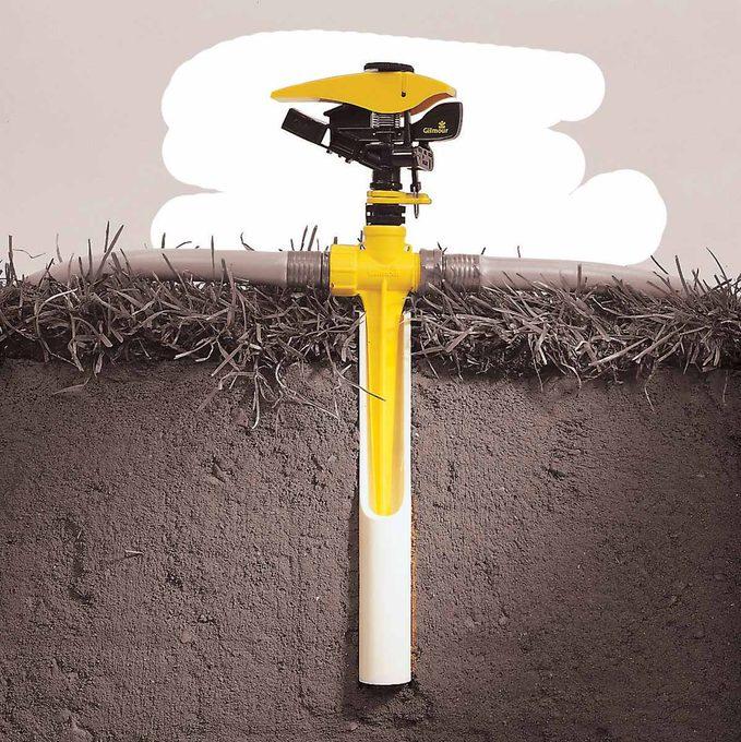 Sprinkler-pvc-socket-system